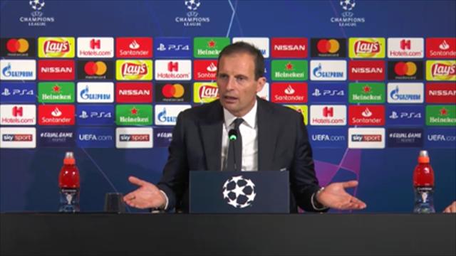 """Allegri: """"Cristiano Ronaldo? Non faccio il dittatore, gli concedo solo un turno di riposo"""""""
