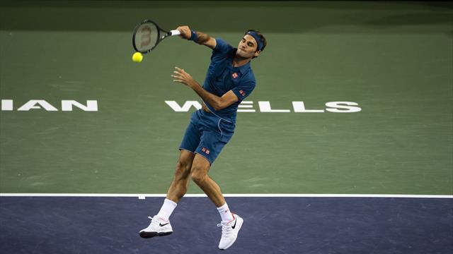 Federer ne change rien aux bonnes vieilles habitudes