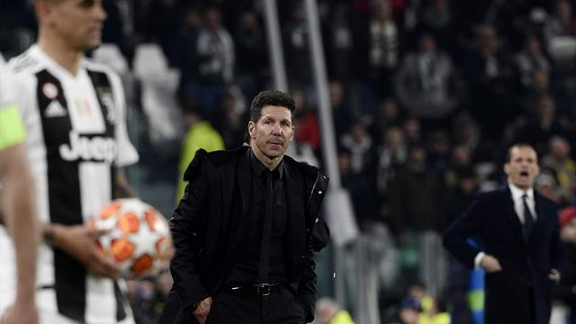Simeone says 'best in world' Ronaldo was trying to 'show character' in mock celebration