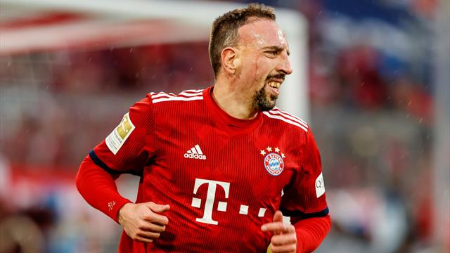 Ribéry vor Wechsel: Xavi lockt den Bayern-Star