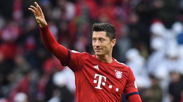 Lewandowski aurait deux offres, dont une du PSG