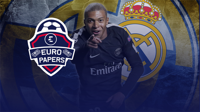 Euro Papers: Real Madrid snub Neymar in favour of Mbappe transfer