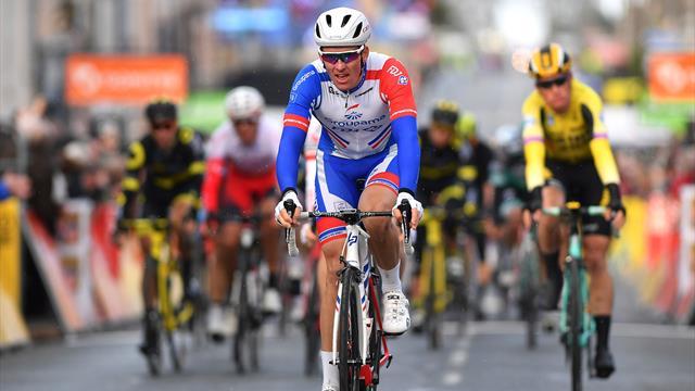 Suivez les Championnats d'Europe de cyclisme sur route en direct sur Eurosport 2 et Eurosport Player