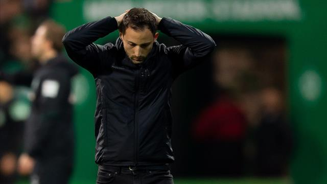 Schalke 04 : Tedesco remercié