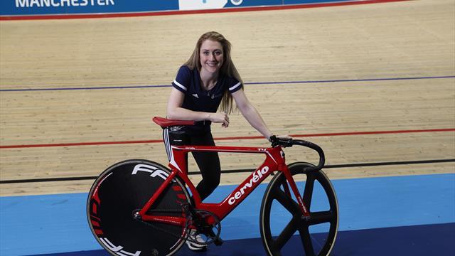 Laura Kenny: World Championships withdrawal left me heartbroken