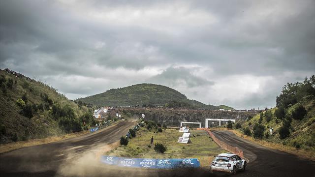 Champions, vainqueurs et Juniors ERC pour une excitante liste d'engagés aux Açores