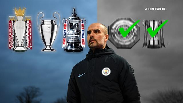 Manchester City – Det stærkeste hold i engelsk fodbold nogensinde?