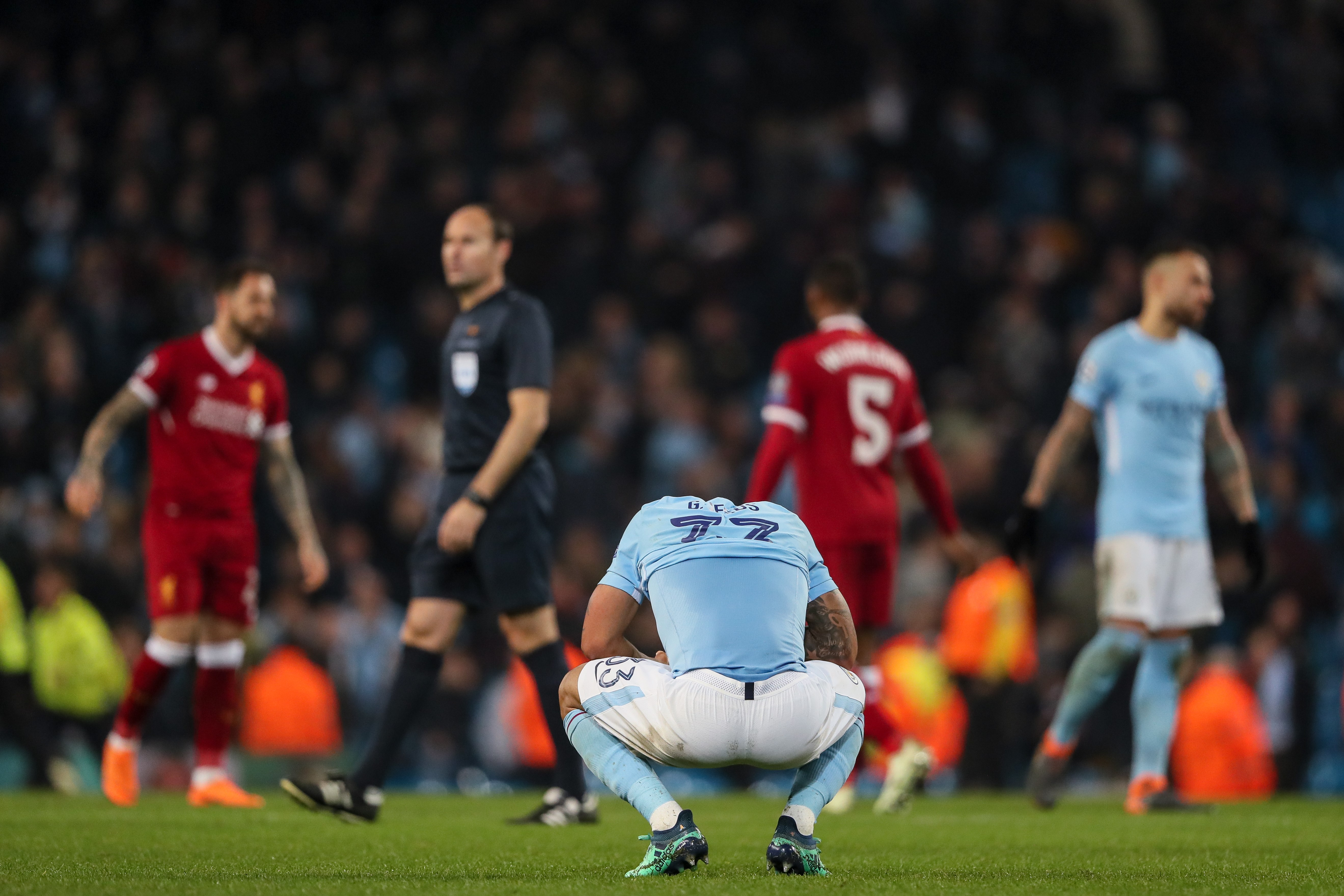 Liverpool sender Manchester City ud af Champions League 2018