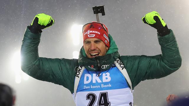 Mit Video | Peiffer wird sensationell Weltmeister im Einzelrennen