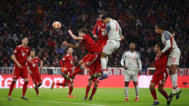"""""""Verdient verloren"""": FC Bayern scheitert im Achtelfinale an Liverpool"""