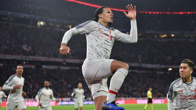 'One of a kind' - Liverpool fans hail Van Dijk as best in the world