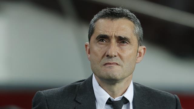"""Valverde : """"L'Atlético va nous compliquer la tâche jusqu'au bout"""""""
