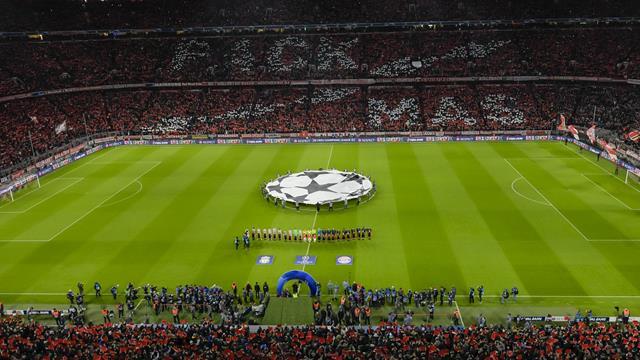 Verpatzte Bayern-Choreo sorgt für Lacher im Netz