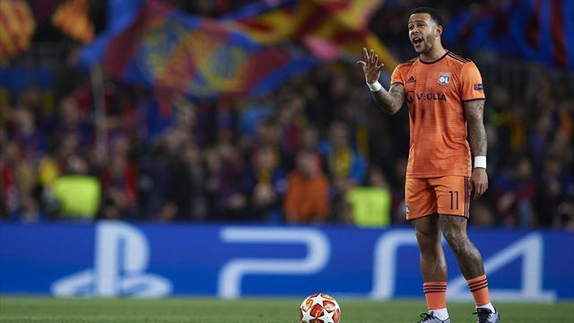 """""""Depay ? Le Barça a un génie, l'OL a un joueur qui prétend l'être"""""""