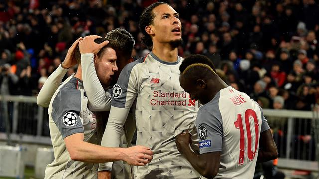 'One small step for Mane, one giant leap for Van Dijk' - How Liverpool gave Klopp his greatest night