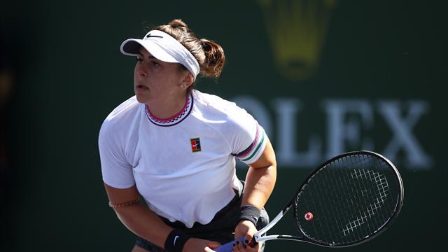 Incredibile Bianca Andreescu, è in finale contro Angelique Kerber