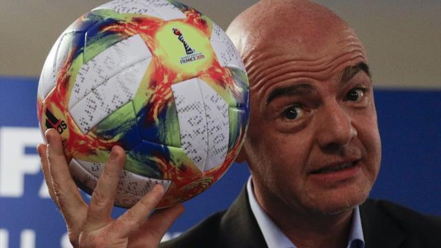 FIFA vil teste klubb-VM med 24 lag