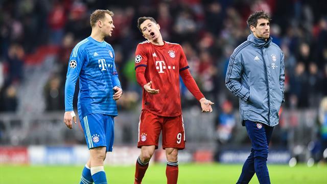 The Warm-Up: Bayern Who-nich?