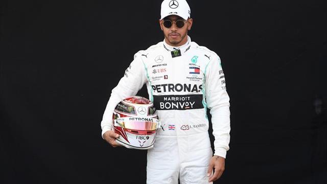 """Hamilton ve """"interesante"""" el nuevo punto adicional por la vuelta rápida en la F1"""