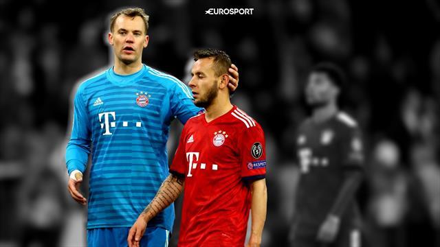 «Ливерпуль» сделал из «Баварии» худшую команду 1/8 ЛЧ. «Мюнхен» вообще не атаковал