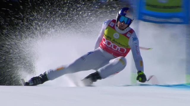 'What a ski!' - Paris clinches Super-G Crystal Globe