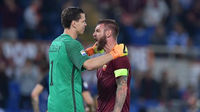 Szczesny su Totti: