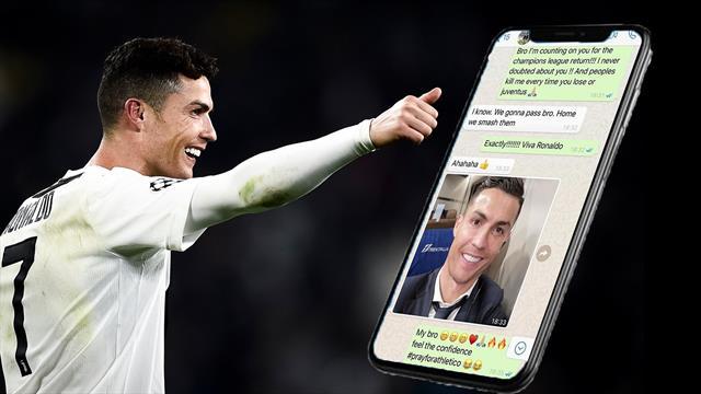 """Ronaldo già sapeva e lo aveva detto ad Evra: """"In casa distruggiamo l'Atletico Madrid"""""""