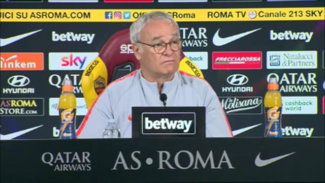 """Ranieri: """"Gli uomini che ho non sono abituati a giocare insieme, devo spronarli a non avere paura"""""""