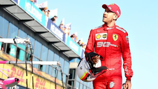 """Vettel """"Giornata difficile, ma la vettura va forte, lo dimostrerà"""", Verstappen """"Lavoreremo sui dati"""""""