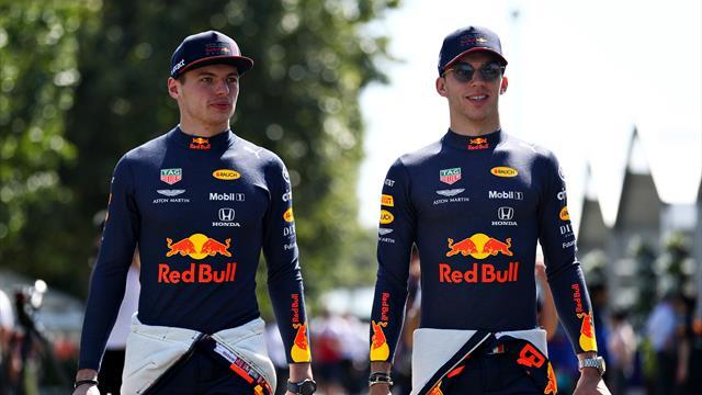 Si Verstappen manque de rythme, Gasly est rassuré après son alerte de moteur