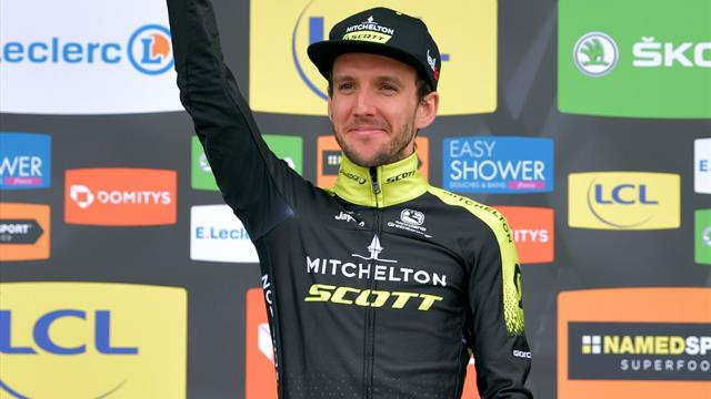 Simon Yates claims first Time Trial win at Paris-Nice