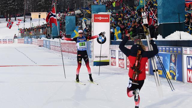 WK Östersund | Samenvatting mixed-relay