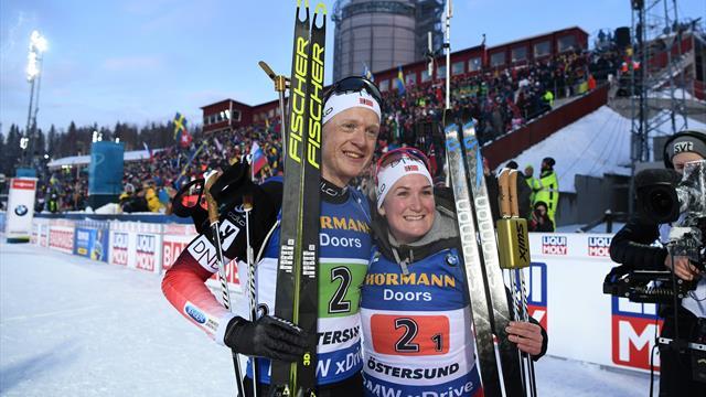 Nytt norsk VM-gull