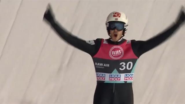 Emotion pur: Stjernen trumpft bei seinem letzten Heim-Weltcup auf