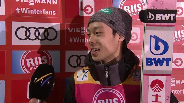 Kobayashi really happy with victory at Trondheim