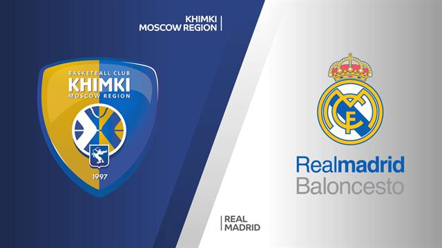 Highlights: Khimki Mosca-Real Madrid 75-100