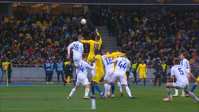 Höjdpunkter : Dynamo Kyiv - Chelsea