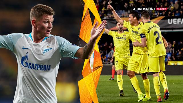 Highlights: Bombastiske Bacca headede Villarreal i Europa League-kvartfinalen