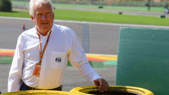 WTCR family remembers FIA Director of Formula One Charlie Whiting