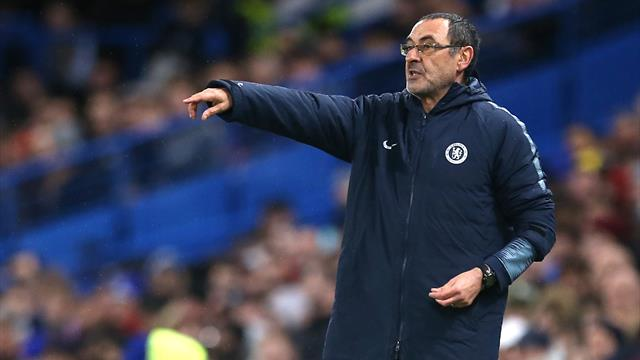 Sarri hopes to avoid former club Napoli in Europa League quarter-finals