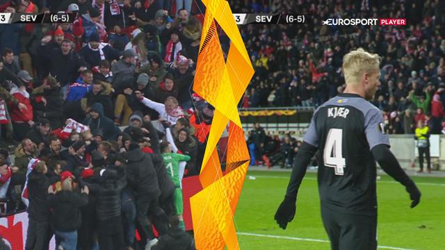 Highlights: Vanvittige scener da Slavia vendte to-måls-nederlag til sejr dybt i den forlængede spill
