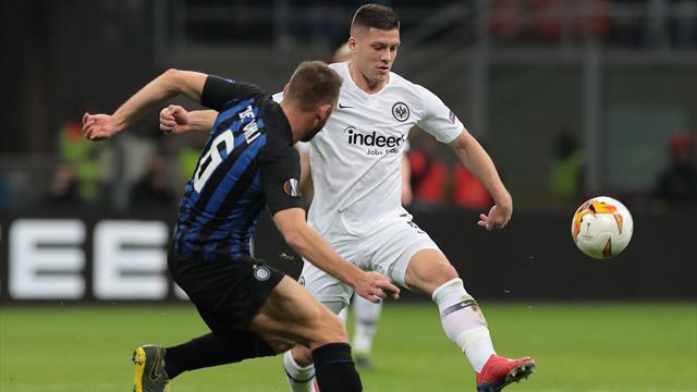 Viertelfinale! Eintracht knockt Inter in San Siro aus