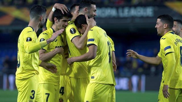 2-1. El Villarreal sigue disfrutando en Europa