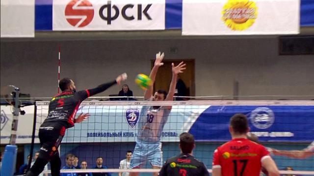 CEV Champions League: Top blocks of the men's quarter-finals