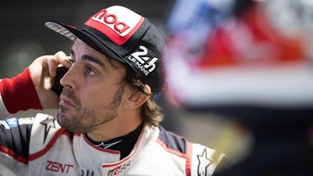 Alonso vuela en Sebring e intentará reforzar su liderato desde la 'pole'