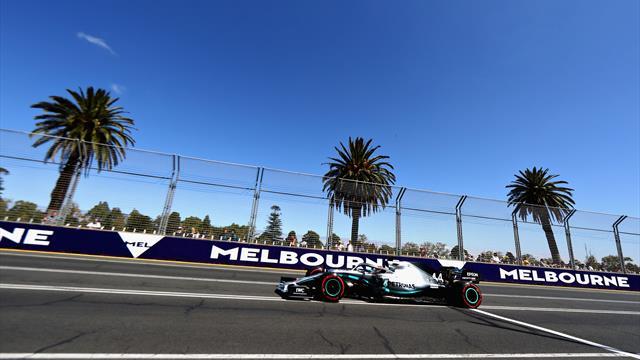 Hamilton devastante nelle seconde libere, Ferrari molto lontana