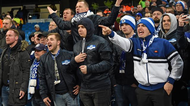 Rückkehr im BVB-Flieger: Schalke-Fans bleibt nichts erspart