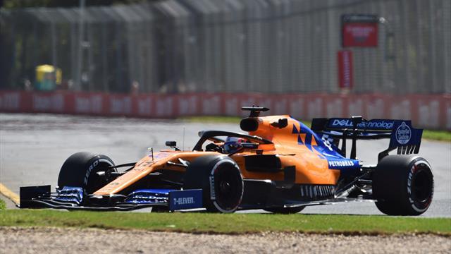 💪🏎F1 GP Australia: Hamilton impone su ley en los libres 2 y Sainz acaba decimocuarto con problemas