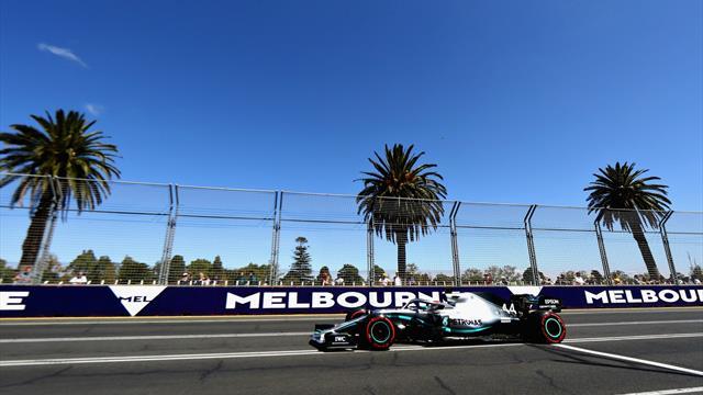 F1 | Il GP d'Australia aprirà la stagione 2020