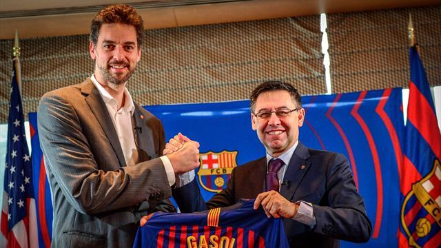 🔴🔵 Pau Gasol ficha por el Barça... como asesor estratégico y embajador global del club